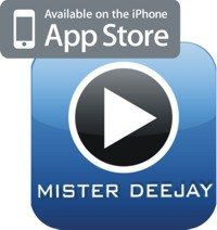 MISTER DEEJAY APLIKACIJA ZA IPHONE IN IPAD JE TU!
